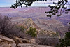 AZ-GCNP2017.11.29#276. Scene along the south rim at Grand Canyon  Park Arizona.