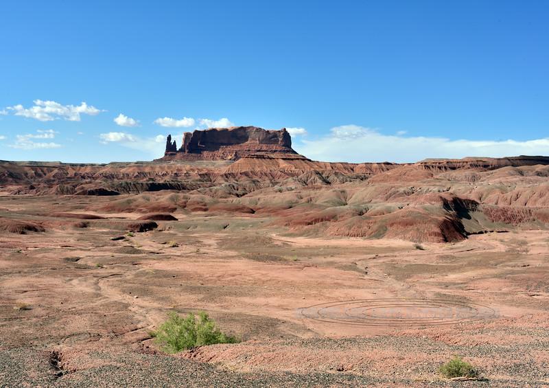 AZ-2018.7.9#5882.1. View from route 191, Apache County, Arizona.