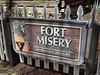 AZ-SH2-2018.4.21#047.1x. Fort Misery at Sharlot Hall Musem.