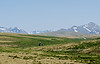 AK-SPt-2015.6.22#043.3. A view of the Gold Run Dredge looking south from the Nome to Teller highway. Seward Peninsula Alaska.