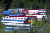 AK-E9-1984.8#00061.3. Spirit Houses in the Saint Nicholas Cemetery, Eklutna Alaska.