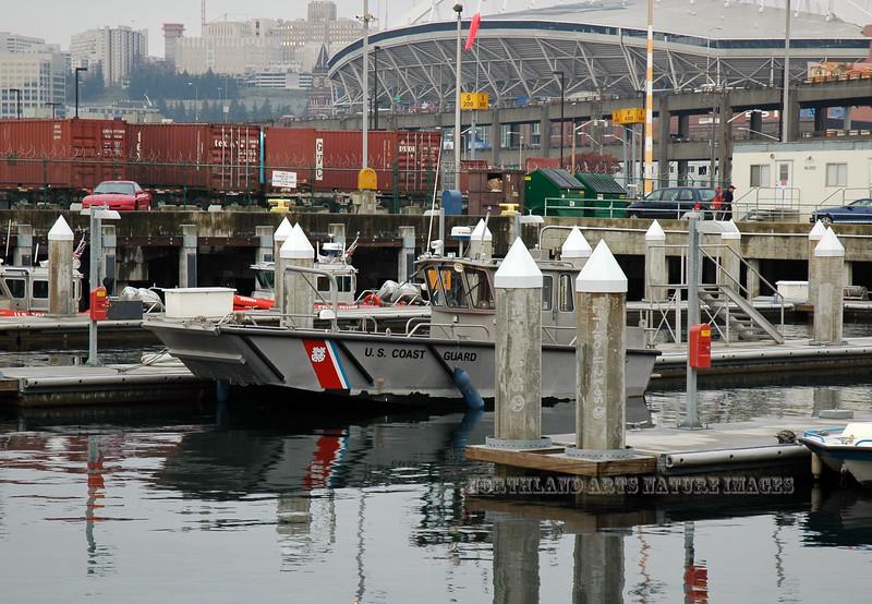 WA-2007.11.6#211.2. US Coast Guard Station. Seattle Washington.