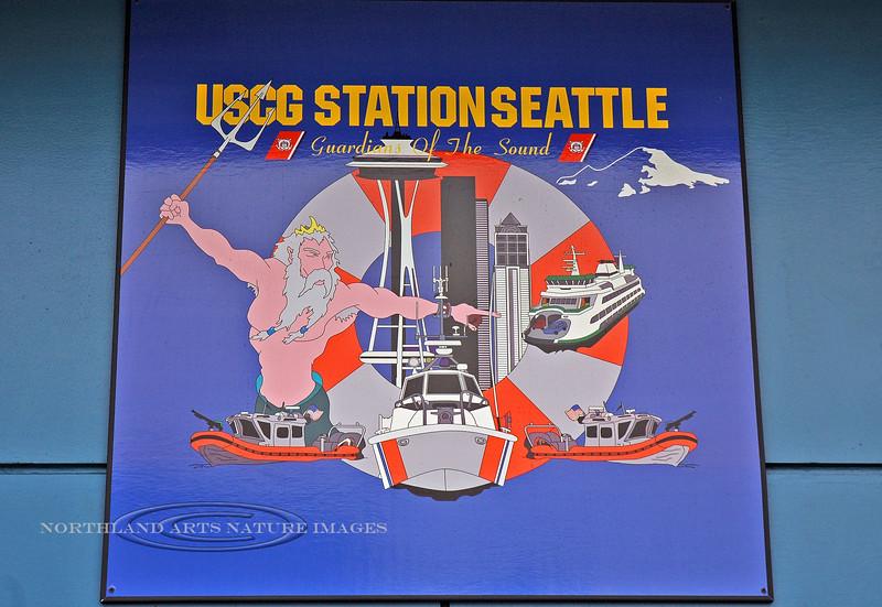 WA-2007.11.6#218b. US Coast Guard Station. 1519 Alaska Way S, Seattle Washington.