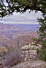 AZ-GCNP2017.11.29#281. A view in Grand Canyon Park, Arizona.
