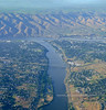 ID,WA-2015.5.28#426.3. The confluence of the Snake River with the Clearwater River between Clarkston Washington on the left and Lewiston Idaho on the right.
