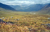 AK-2001.8.8#078.4. A typical remote valley  in the Brooks Range of Alaska.