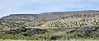NM-2020.10.2#4455.3. Basaltic lava flows from the 23 million year old Miocene Epoch to the present Holocene. East of Grants New Mexico.