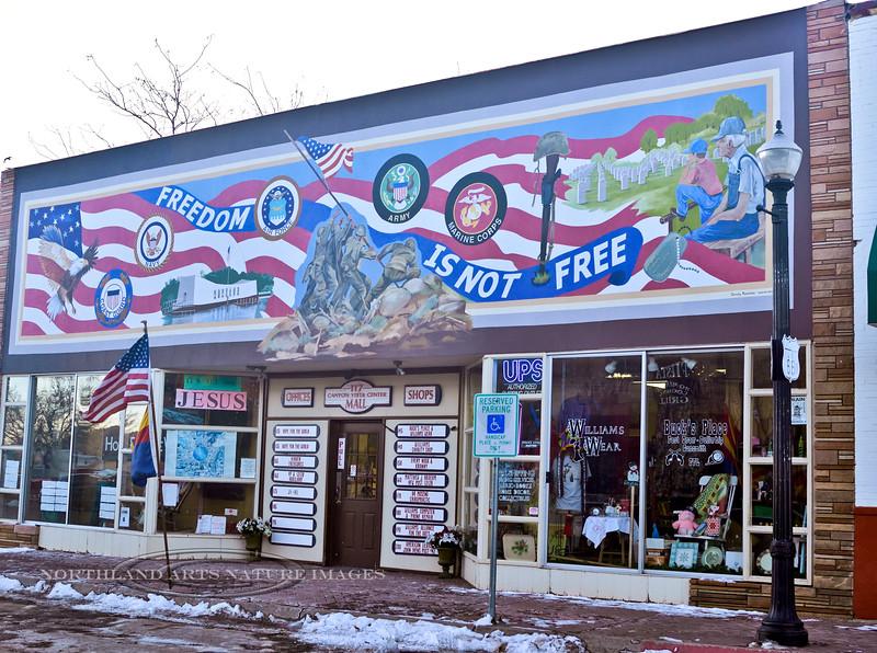 AZ-W-2020.1.14#4084.3. Main St., Old Route 66 Williams Arizona.