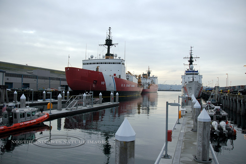 WA-2007.11.6#222.2. US Coast Guard Station, Seattle Washington.