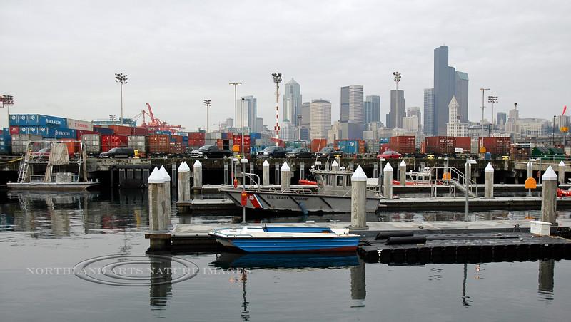 WA-2007.11.6#215.2. US Coast Guard Station. Seattle Washington.