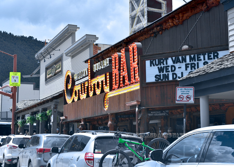 WY-2019.6.21#1848.2. The famous Million Dollar Cowboy Bar on Main St. in Jackson Hole Wyoming.