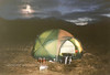 AK-1998.10#037.4. A remote camp on the Karluk River. One of our numerous float trips starting at Karluk Lake and floating to the Karluk Village on Kodiak Island Alaska.