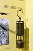 AZ-SH14-2018.4.1#089.2. Miners Safety Lamp c1890. Sharlot Hall Museum, Prescott Arizona.