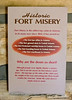 AZ-SH4-2018.4.10#50.2. Fort Misery, Sharlot Hall Museum, Prescott Arizona.