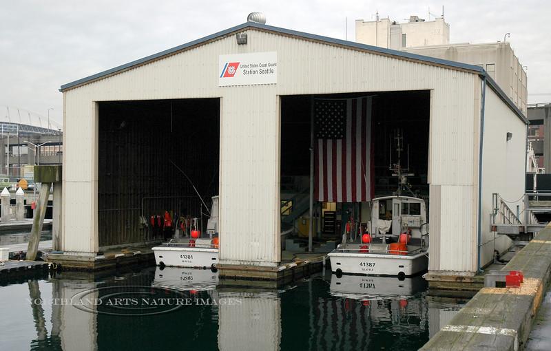 WA-2007.11.6#213.2. US Coast Guard Station. Seattle Washington.
