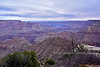 AZ-GCNP2017.11.29#283. A view Looking towards Desertview. Grand Canyon Park, Arizona.