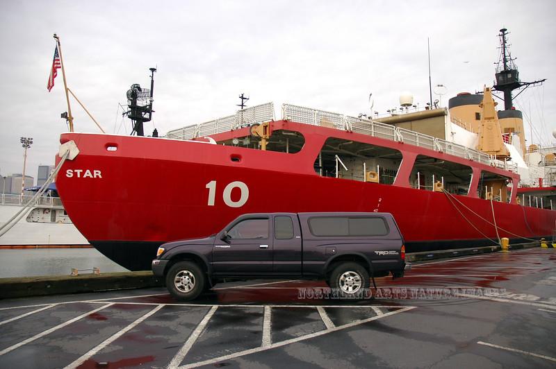 WA-2007.11.6#207.1. The Ice Breaker Polar Star (WAGB 10). Seattle, Washington.
