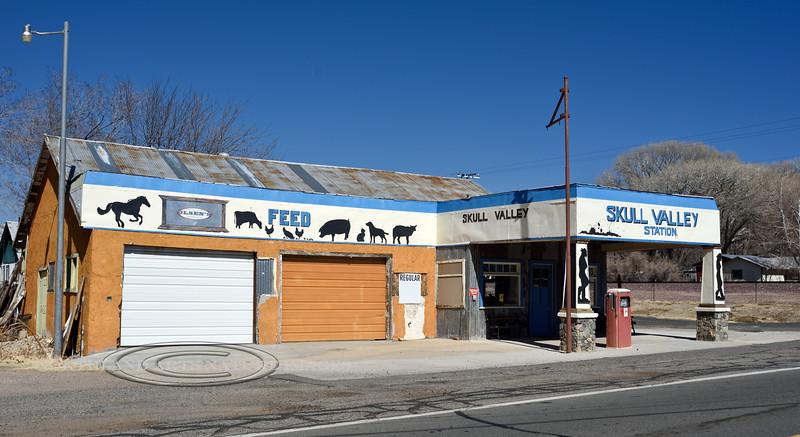 AZ-2021.3.1#5867.2. The old Skull Valley Station. Skull Valley, Arizona.