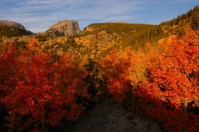 Bear Lake in Autumn