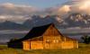 Molton Barn, Gand Teton National Park near Jackson, WY.