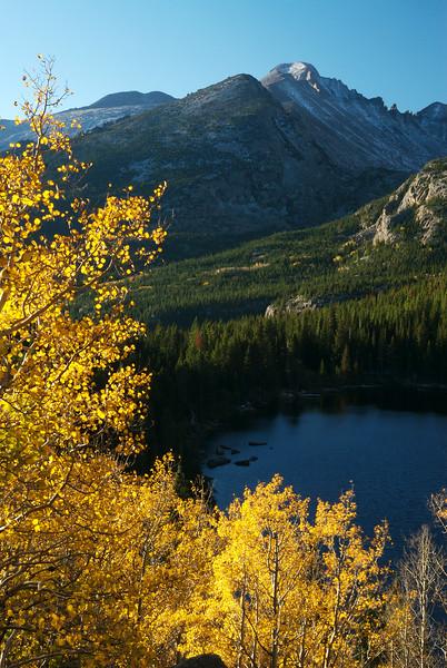 Bear Lake Fall '07  2575