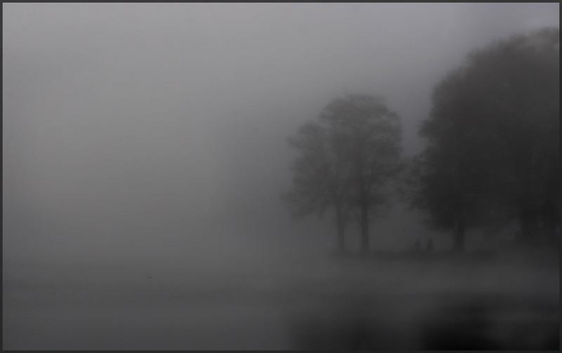 Hazy day