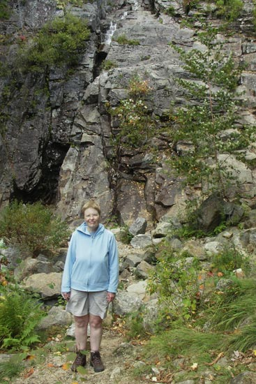 Beverly in the White Mountains