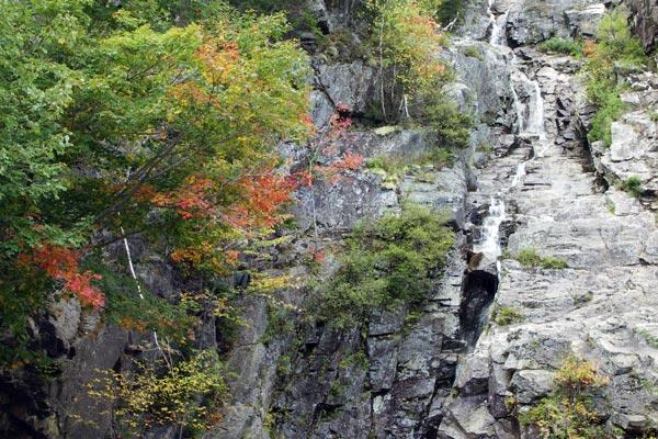 Franconia Notch, New Hampshire Autumn