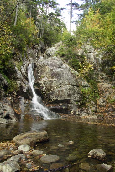Pearl Cascades, route 302, Crawford Notch