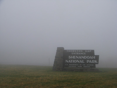 Shenandoah National Park from Thornton Gap (Rt.211) to Skyland   http://www.nps.gov/shen/index.htm