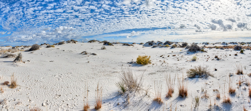 White Sands National Monument - Friday, Dec 2, 2016