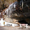 Bridal Veil Falls, NC<br /> Also a part of Mountain Waters Scenic By-way