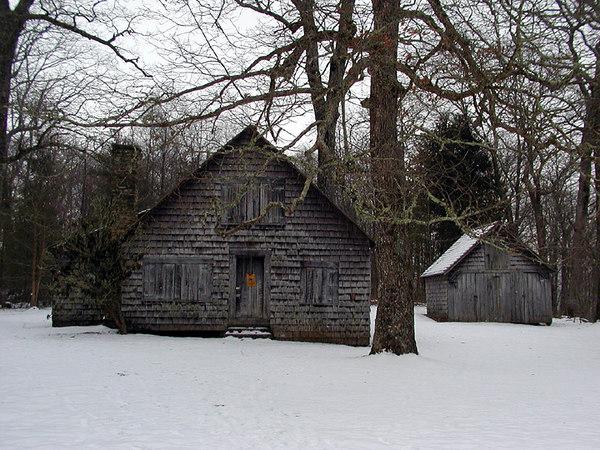 Historic Wilson Lick Ranger Station, NC
