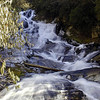 Upper Buck Creek Falls, NC<br /> Off trail waterfall