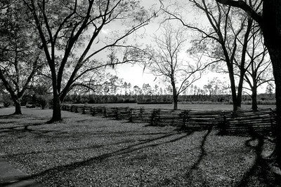 South Georgia - fence handmade by Grandpa. -- http://globalvillagestudio.com/index.html Lexington Kentucky nature photography