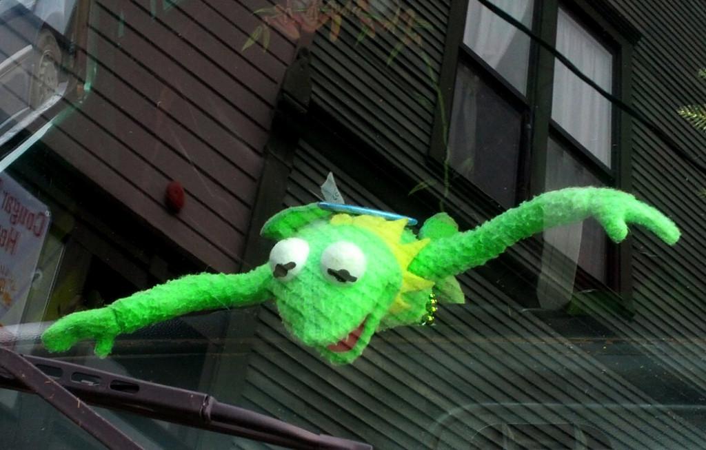 Super Kermit.