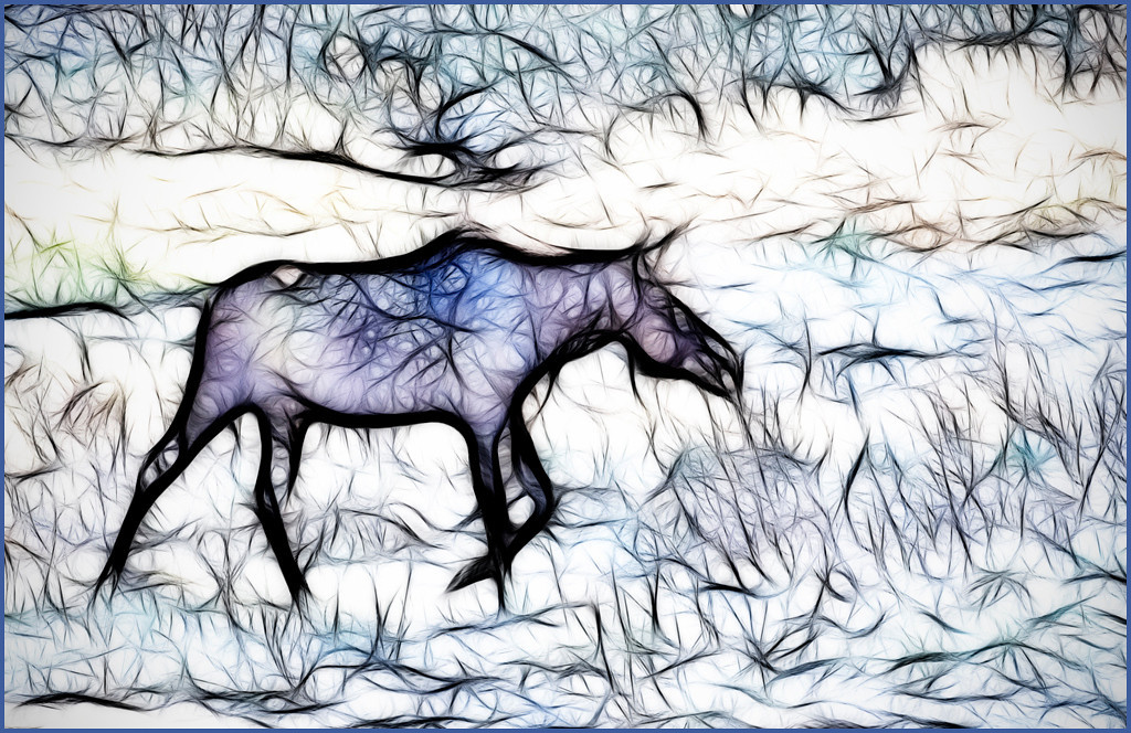 Icy Moose - Creative Category