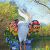 Flowering Crane 2