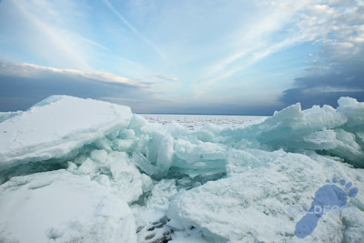 Lake Superior Winter 2011