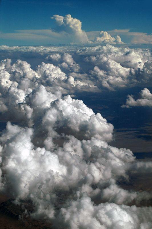 Southern California on the way to Las Vegas.