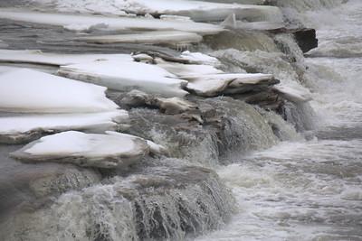Winooski River, 2011-03-12