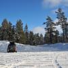 På ski i Herresåsen  03.03.2010