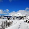 10 cm nysnø gav fine forhold for skitur...