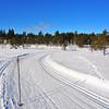 Herresåsen siste dagen i februar 2011.