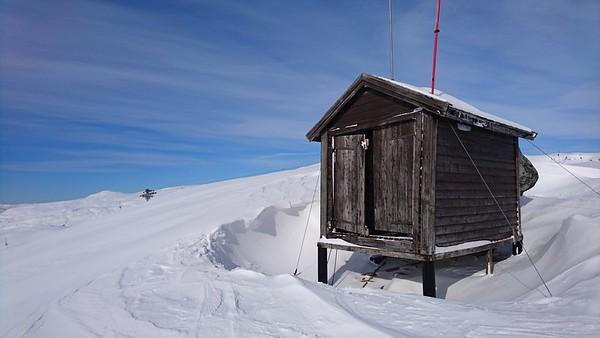 Toppen av Horgaletten