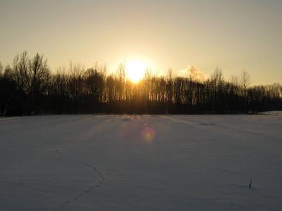 Foto-shoot Francine!.. Winter 2010-2011!... Elewijt en zijn omgeving!..