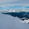 Horstman Glacier 04 pan (from Blackcomb Glacier hike)