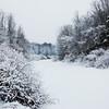 BRRRR !!!!!!    Frozen Nescopeck Creek