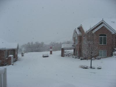 Winter in Utah 2008