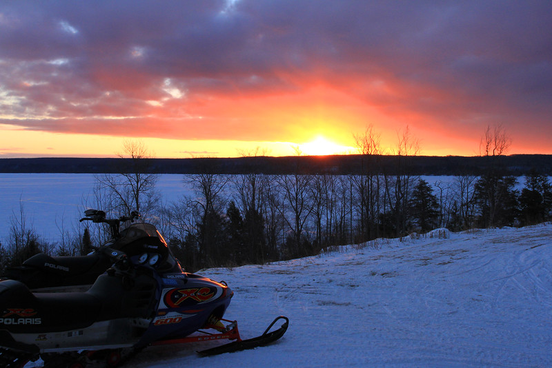 Munising Sunrise
